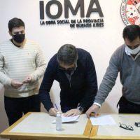IOMA abre seis consultorios con atención gratuita