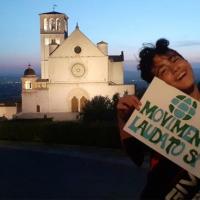 Francisco y su inspiradora encíclica Laudato si', núcleo de una película