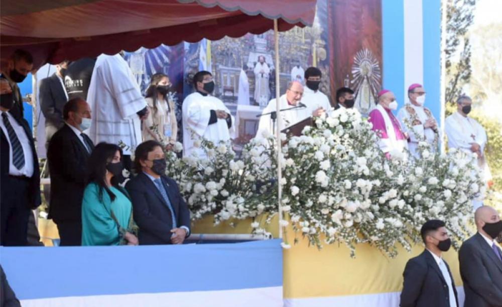 Fiesta del Milagro: El arzobispo de Salta reclama la reapertura del debate por el aborto
