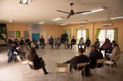 Paraná: trabajan para acompañar la labor de los recuperadores urbanos