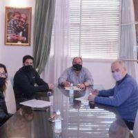 General Paz: el intendente firmó contrato para la construcción de 86 viviendas