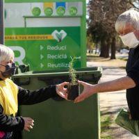 """Debuta el """"Eco-canje"""" en el nuevo Punto Verde de Plaza Matheu"""