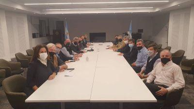 La Mesa de Enlace y el Consejo Agroindustrial fortalecieron el diálogo interno