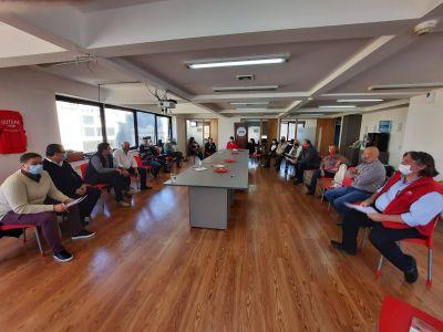 SUTEPA realizó su reunión de Comisión Directiva Nacional