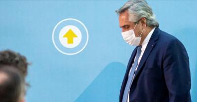 Alberto Fernández decidió los cambios: Manzur jefe de Gabinete, sigue Wado, vuelve Aníbal y Cafiero reemplaza a Solá en Cancillería