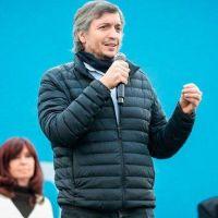 """Máximo Kirchner minimizó la crisis del Gobierno: """"La figura de Cristina siempre ha sido a favor de las instituciones y lo ha demostrado"""""""