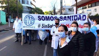 El 21 es el Día de los Trabajadores de la Sanidad Argentina y afiliados de ATSA percibirán una asignación excepcional