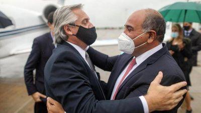 Alberto Fernández negocia una salida a la crisis política de Tucumán causada por la designación de Manzur como jefe de Gabinete