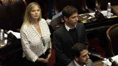 Cristina Álvarez Rodríguez, la sobrina nieta de Evita, regresará al ministerio bonaerense