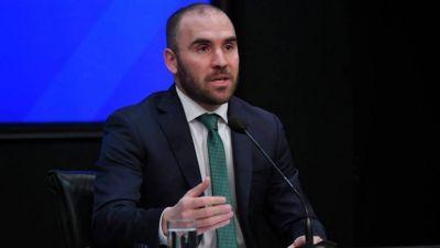 Guzmán fijó posición sobre tarifas y FMI y defendió el Presupuesto 2022