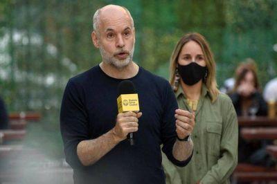 Larreta ya arma nueva campaña bipolar para retener votos de JxC