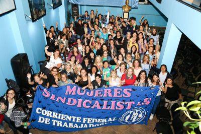 Al no ser convocadas para debatir la reforma, las mujeres sindicalistas hicieron públicas sus demandas para la aplicación de la Ley de Cupo