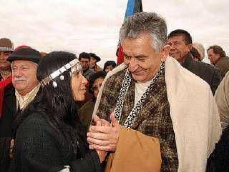 El gobierno presentará religión ranquel ante la Secretaria de Cultos de la Nación