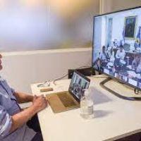 Mesura en el Ejecutivo local ante los cambios en el Gabinete de Kicillof