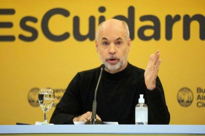 Horacio Rodríguez Larreta pide abrir y desregular la economía
