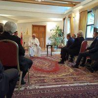 """El Papa a los jesuitas de Eslovaquia: """"La libertad nos asusta"""""""