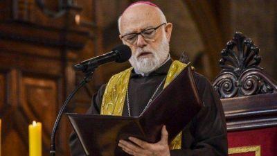 El Cardenal Aós llama a construir un Chile más justo y solidario