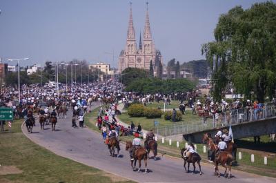 Polémica por la prohibición de la peregrinación gaucha a Luján
