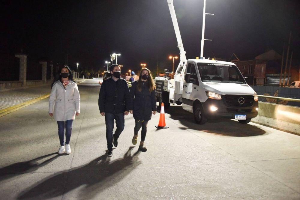 Malvinas Argentinas tendrá 33 mil nuevas luces LED