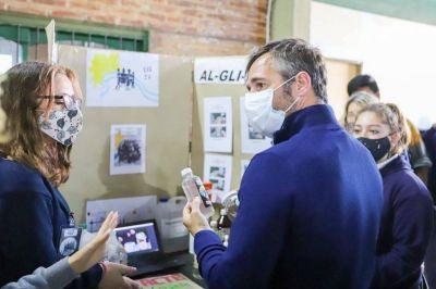 Más de 40 escuelas participaron de la feria de Educación, Ciencia y Tecnología