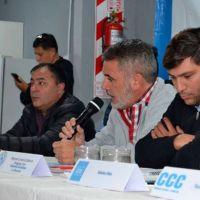 La CGT Regional Lomas mostró