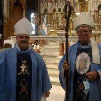 La diócesis de Quilmes peregrinó a Luján rogando salud, pan, trabajo y paz