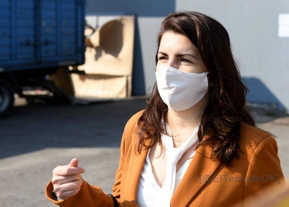 """Mariel Fernández: """"Tenemos como objetivo hablar con los que no fueron a votar"""""""
