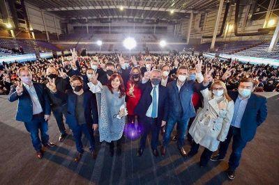 Relanzamiento: acto del presidente en José C Paz con posible presencia de CFK