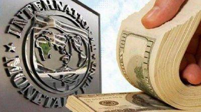 Argentina desembolsa hoy al FMI u$s1.885 millones por el crédito que recibió Macri en 2018