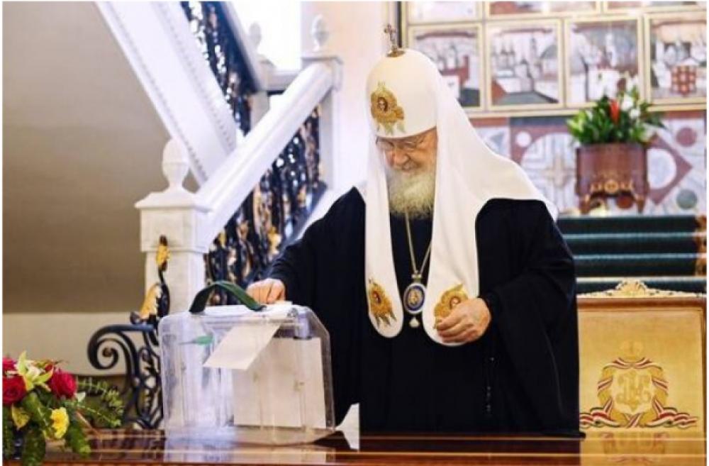 Los ortodoxos rusos, contra las