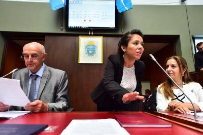 Por iniciativa de una legisladora de Moyano, la cámara de diputados de Chubut repudió el proyecto para eliminar indemnizaciones por despido