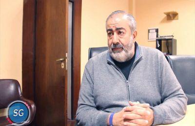 """Video. Entrevista con Héctor Daer, tras el Confederal de la CGT: """"El eje es la construcción de un camino que incorpore a todos los sectores internos"""""""