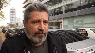 """Video. Víctor Santa María: """"La CGT está trabajando en un proyecto para que se genere más empleo en la Argentina"""""""