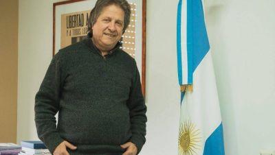 Héctor Amichetti y el futuro de la CGT: «la unidad se construye con propuestas»
