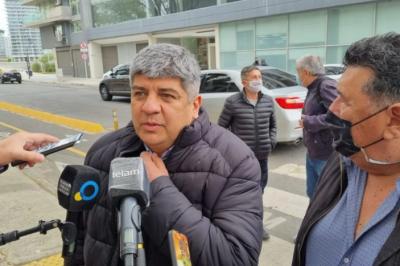 Pablo Moyano rechazó el