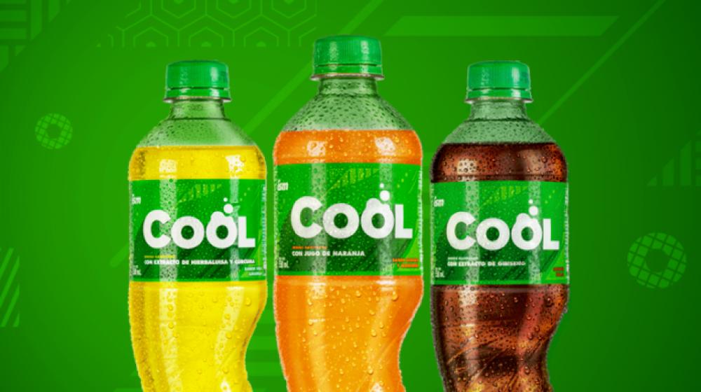 """ISM lanza """"Cool"""", la única gaseosa con ingredientes naturales"""