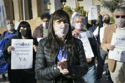 UTHGRA Mendoza sigue en pie de lucha contra el trabajo en negro