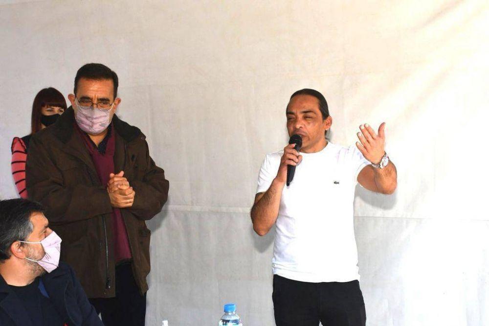 El cordobés Fittipaldi presidirá las 62 Organizaciones Peronistas nacional