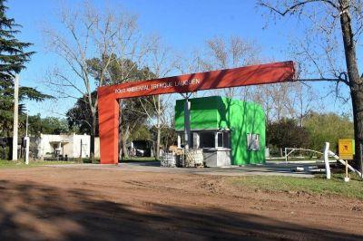 El municipio inaugura el Polo Ambiental tras una gran obra de adecuación y modernización desde una mirada integral de la gestión de residuos