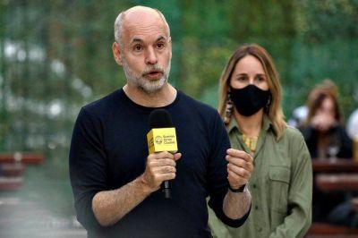 Horacio Rodríguez Larreta busca exhibir unidad y evita el fuego cruzado con Alberto Fernández