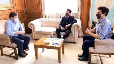 """Operativo noviembre: Manzur y """"Wado"""" De Pedro comenzaron a reunirse con candidatos que perdieron en las PASO"""