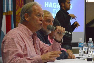"""Rodríguez: """"La intención es que haya paridad de género en el Consejo Directivo de la CGT"""""""