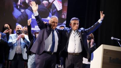 Palazzo presentó su lista para la elección en La Bancaria: «Nos renovamos para ser consecuentes»