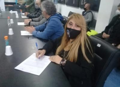 El Sindicato de Choferes Particulares, convocado para integrar la Mesa Multisectorial de Trabajo para la Discapacidad