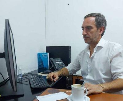 """Roberto Gaudio al frente del GIRSU: """"Vamos a trabajar para terminar con el achique"""""""