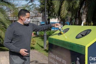 """Leandro Martin: """"En tres años San Isidro logró bajar un 25% la basura que envía al CEAMSE"""""""