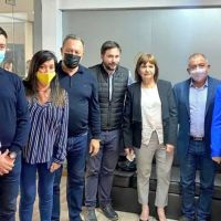 Bullrich y una escala en Córdoba con críticas a Schiaretti