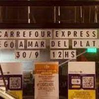 No hay marcha atrás: Carrefour anuncia que el jueves inaugura sus nuevas sucursales en Mar del Plata