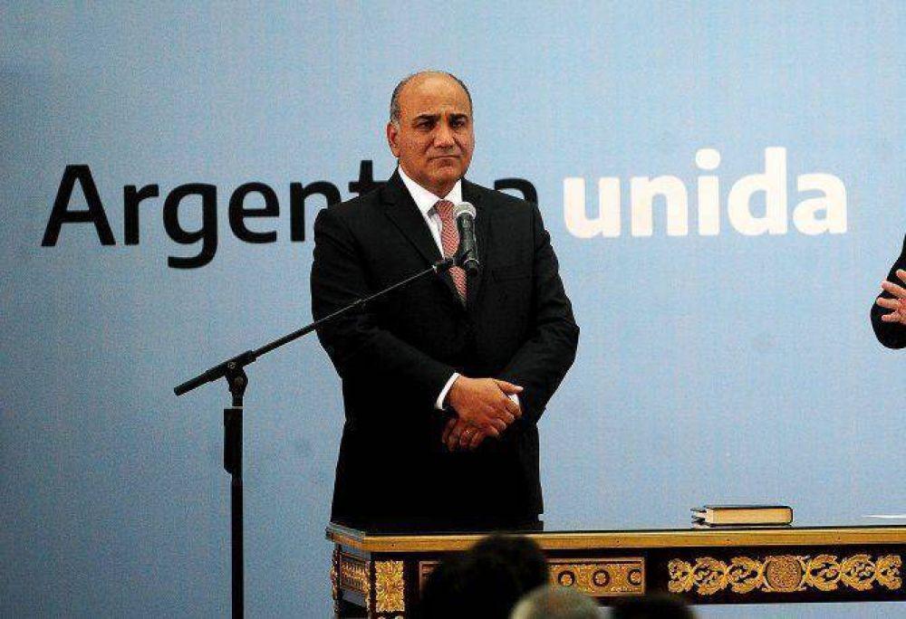 Juan Manzur se reúne en Casa de Gobierno para destrabar las exportaciones de carne