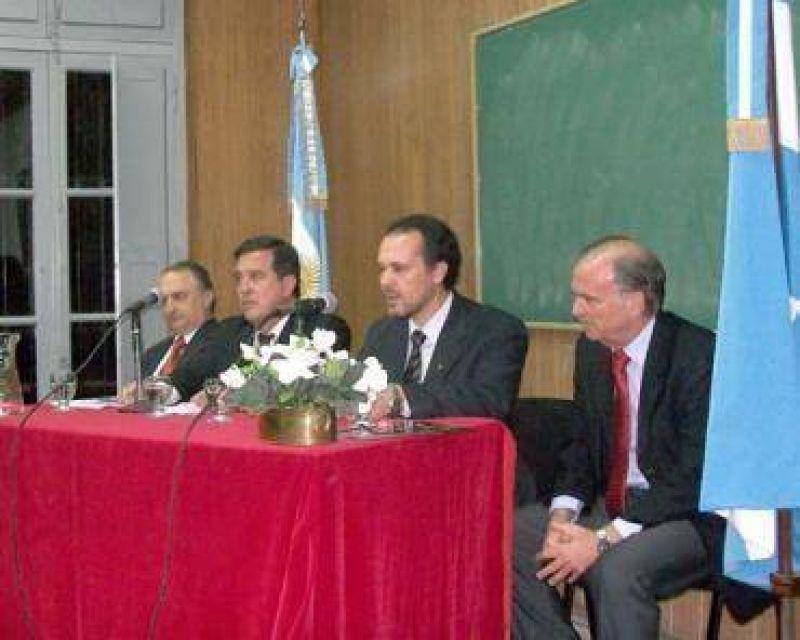 Conferencia de los referentes de Salto Grande